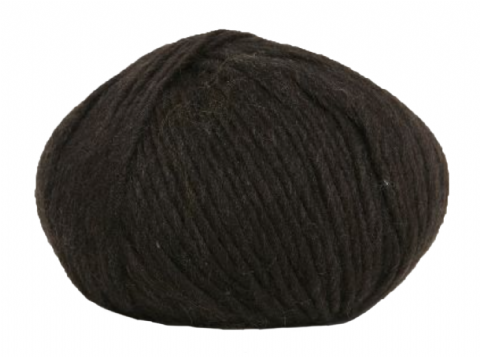 Hjertegarn INCAWOOL dark brown